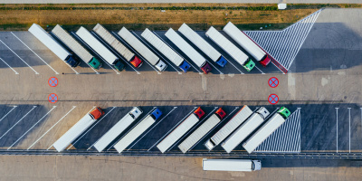 Interdição camiões porto de Leixões